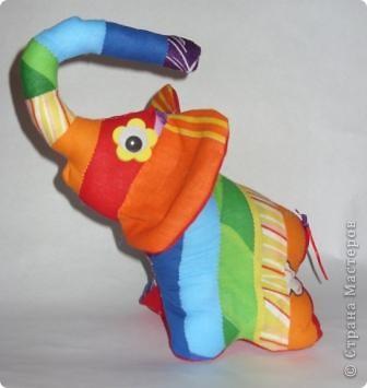 Радужный слоник фото 7