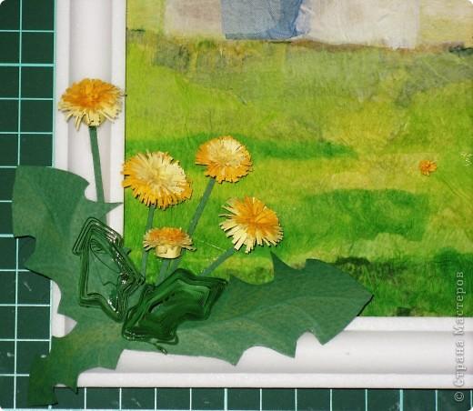 Вот такую композицию навеял мне вид из окна фото 3