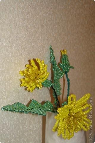 Узнав о конкурсе, дочка решила сделать такие цветочки. фото 3