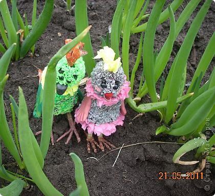 Девчонки и мальчишки! А так же их родители! Весеннего салатика отведать, не хотите ли? Давно мы с попугаями не угощали вас… Салат «Весна на Севере» покажем мы сейчас! Ну, а дальше в прозе…  фото 4