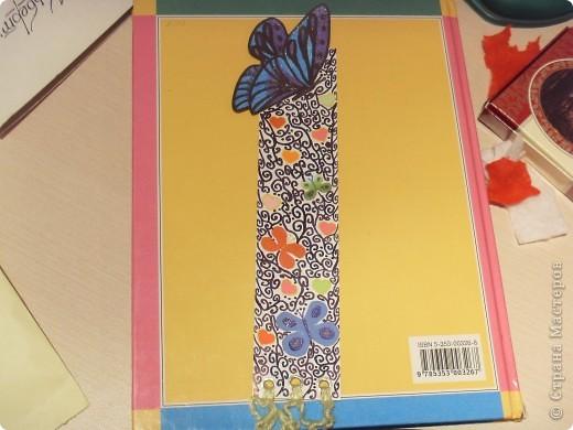 Такие закладки украсят любые книги Бабочки фото 1