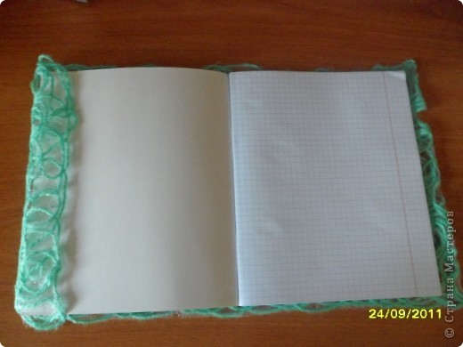 Готовая обложка  в  развёрнутом  виде фото 4