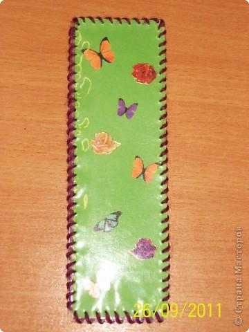 Закладки для дневников по сезонам. фото 2
