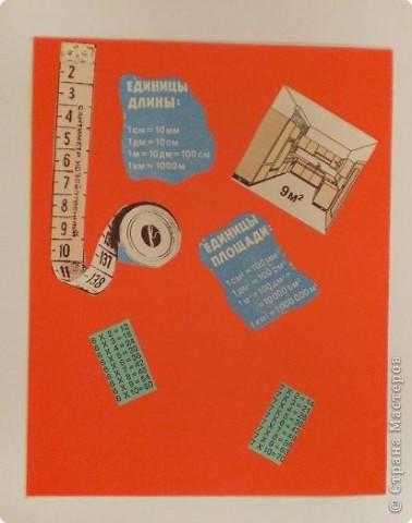 Так выглядит обложка для тетради по Математике в развёрнутом виде фото 3