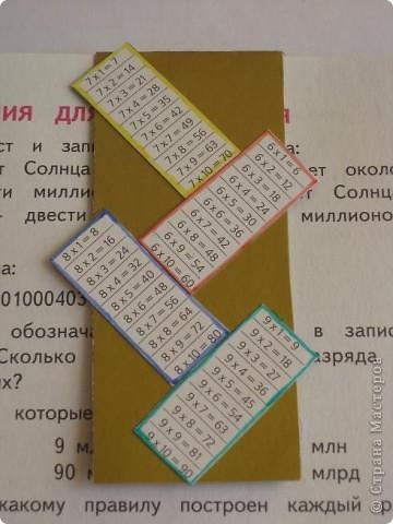 Закладки  на  магнитах . фото 9