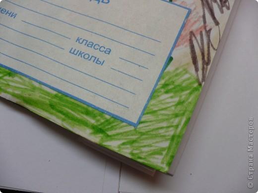 В столице России Москве я не был ни разу. Через год я пойду в1 класс. Мне очень хочется, чтобы обложка на тетрадь по истории была яркой и красивой, где был бы Кремль и салют.  фото 5