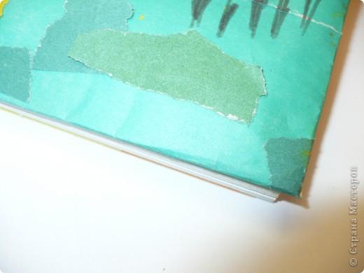 Обложка на весеннюю тетрадочку фото 2