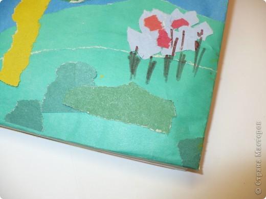 Обложка на весеннюю тетрадочку фото 3