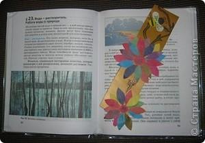 """Закладка """"В мире природы"""" фото 4"""