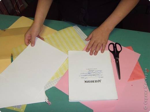 Обложка на дневник. фото 2