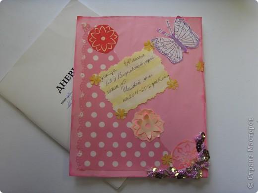 Как украсить свой школьный дневник своими руками