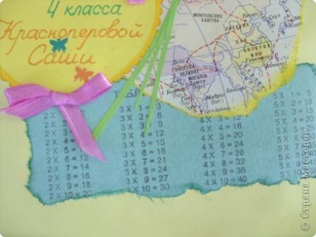 Саша решила выполнить обложку для дневника. фото 7