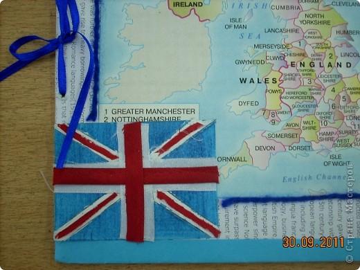 Обложка для тетради по английскому языку.  фото 2
