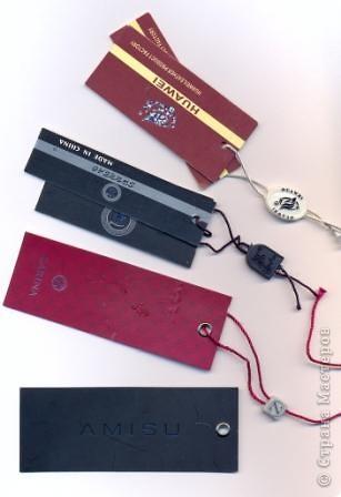 Такие закладки могут сделать те, кому совсем лень заниматься их изготовлением :) фото 2