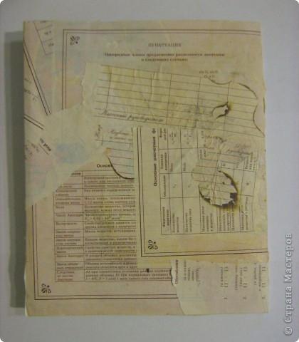 Вот такая обложка для тетради по истории получилась у меня.  фото 2