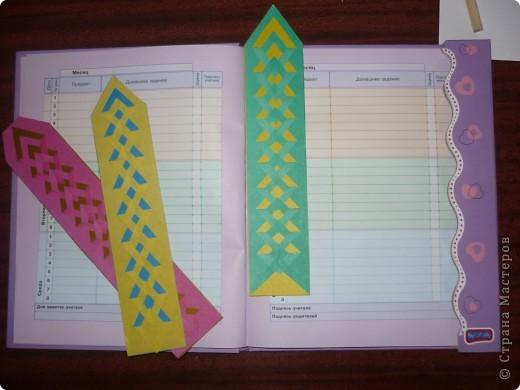 Первоклассные закладки от первоклассницы. фото 2