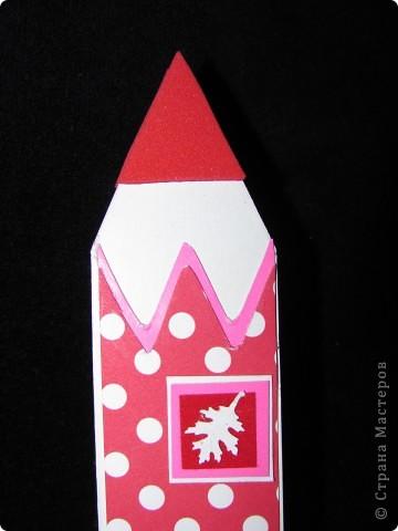 Пять разноцветных закладок-карандашей для дневника. фото 3