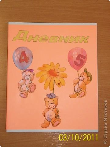 Дневник для девочки (для хороших и отличных отметок) фото 2