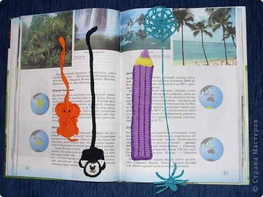 Вот такие закладочки для учебников у меня получились фото 8