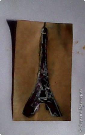 Вот такое воспоминание о Париже у меня получилось) фото 8