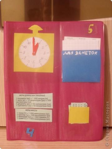 Обложка для тетради по математике фото 1