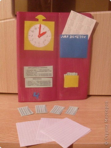 Обложка для тетради по математике фото 2