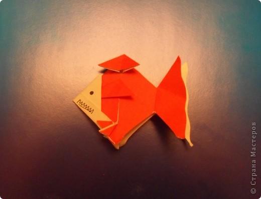 Закладка-рыбка. фото 1