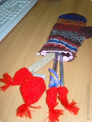 моя чудо-рукавичка  фото 2