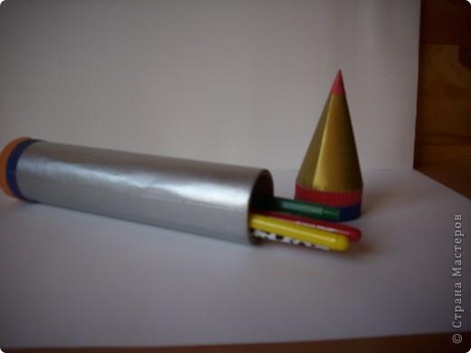 Мой пенал - карандаш. фото 3