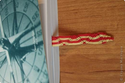 Эта закладка очень легкая и тоненькая, удобно для книг с непрочным переплетом. фото 3