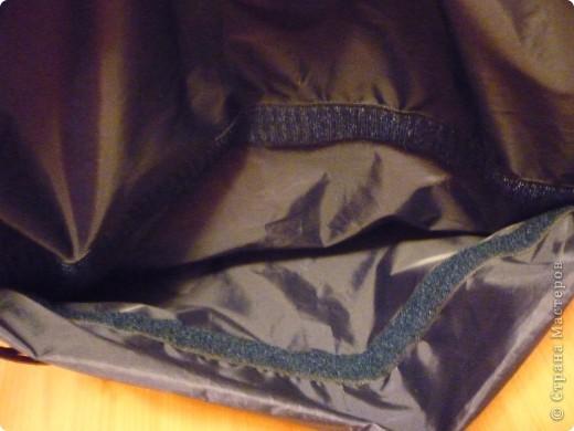 Рюкзак для сменной обуви и одежды фото 3