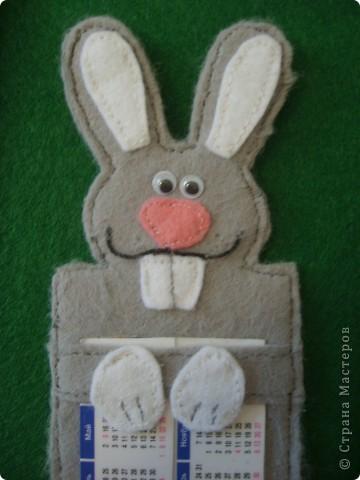 Знакомьтесь- это  заяц ЗНАЯЦ, мой незаменимый помощник. Он всегда там, где надо! фото 3