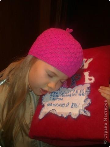 Обложка подушка фото 3