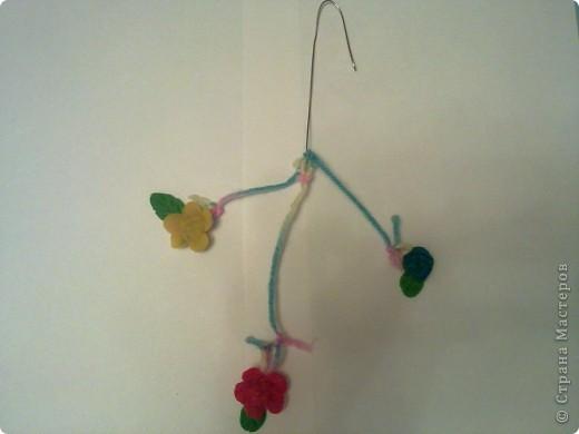 """Эта закладочка называется """"Цветочная жизнь"""". Три цветочка!!! фото 1"""