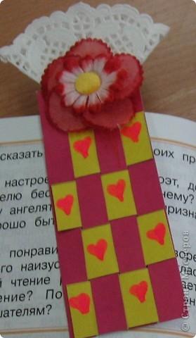 Закладка литературная. фото 1