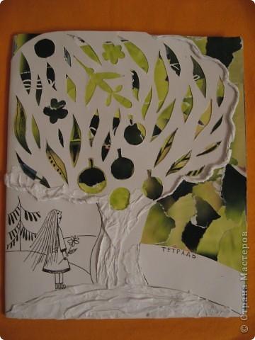Обложка для тетради по природоведению