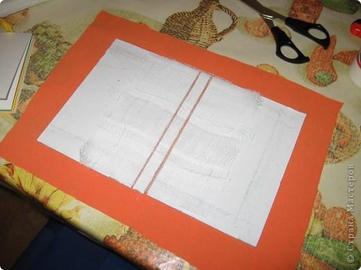 Мини-дневник (самодельный). Для удобства, на работу, решила сделать себе мини-дневник, куда буду записывать план работы и задания для уроков. фото 2
