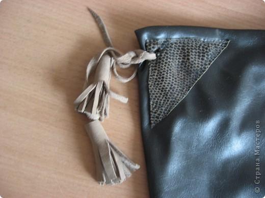 Рюкзачок-мешок фото 2
