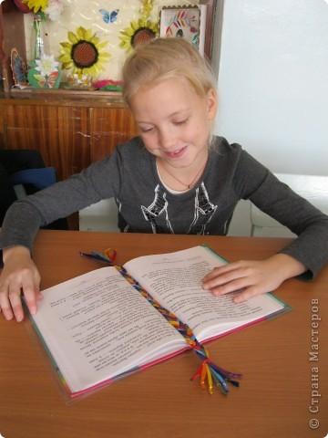 """Перо- закладка для учебника""""Литературное чтение"""" фото 10"""