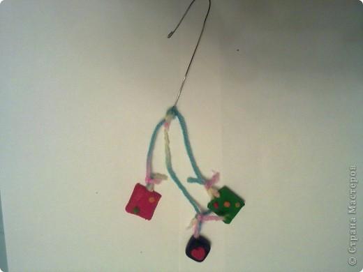 """Эта закладочка называется """"Цветочная жизнь"""". Три цветочка!!! фото 3"""