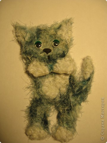 Знакомьтесь, это мой друг - котёнок Пушистик. фото 1