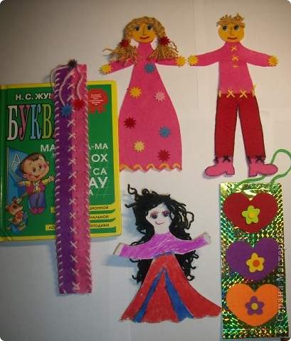 """""""закладки для детских книг"""""""