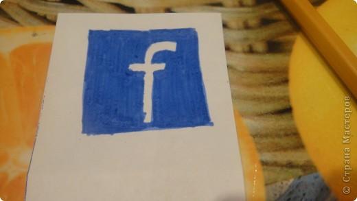 """я сделала закладочки на тему """"социальные сети"""" . фото 3"""