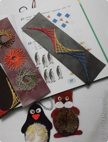 Вот такие закладки сделал Кирилл, в этом году он пошел в первый класс, поэтому сам работу загрузить пока не может. фото 7