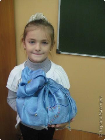 Модная сумочка для обуви. фото 2