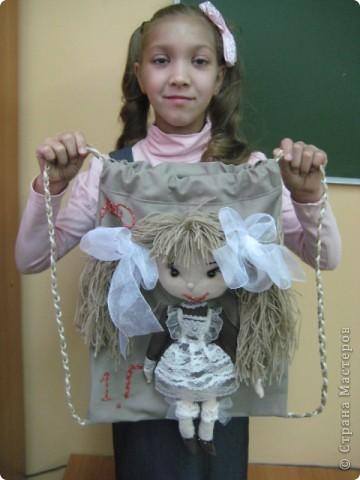 """Моя сумка """"Школьница-модница"""" фото 2"""