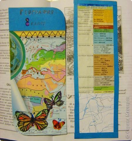 Для создания таких закладок взяла идею Викторички. http://stranamasterov.ru/node/241917?kv=1755 . Немного пофантазировала - и вот результат.  фото 9
