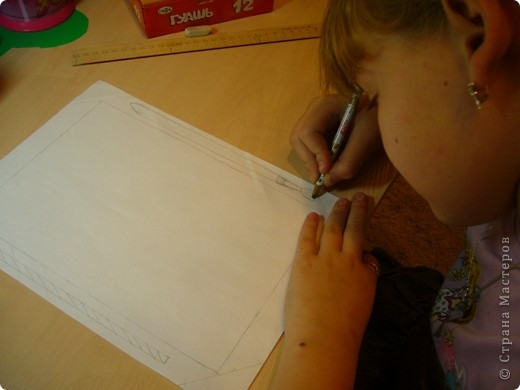 Обложка для тетради по рисованию фото 3