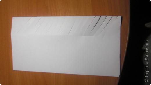 Эту закладку можно выполнить затратив мало времени и работа получается оригинальной. фото 5