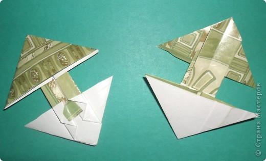 Готовая обложка для учебника оригами фото 3